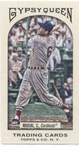 2011 Topps Gypsy Queen Mini Box Variations #97 Stan Musial Cardinals NM-MT - $12.00
