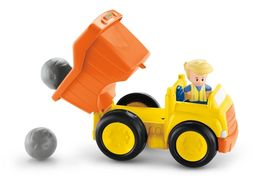 Fisher Price Little People Dump Truck - BDY81 - New image 6