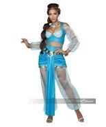 California Kostüme Arabische Prinzessin Jasmin Damen Halloween Kostüm 01410 - $38.70