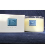 Isle of Skye Candle Sleep Sensations 3 wick Natural Soy Candle Made In S... - $39.19
