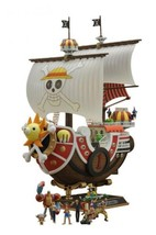 NEW One Piece: Thousand Sunny Ship New World Ver. Plastic Model Kit F/S - $92.47