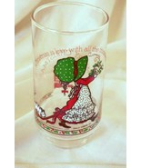 Coca Cola American Greetings Holly Hobbie With Christmas Dish Tumbler 16... - $5.39