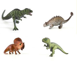 Toy Tron Dino King 3D Animation Journey to Fire Mountain Dinosaur Figures Toy image 1
