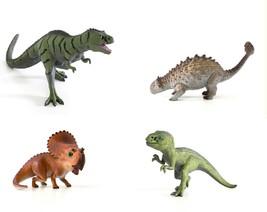 Toy Tron Dino King 3D Animation Journey to Fire Mountain Dinosaur Figures Toy