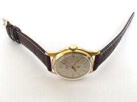 Vintage Rare GLASHUTTE GUB Q1 Chronometre cal. 60.3 Mechanical Germany Watch image 6