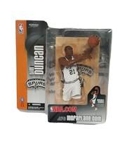 Mcfarlane Toys NBA San Antonio Spurs Tim Duncan Action Figures Series 6 - $29.69
