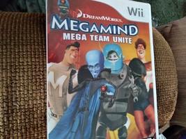 Nintendo Wii  MegaMind: Mega Team Unite image 1