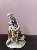 Giuseppe Cappe Capodimonte Italy  Figurine Fairy Tale Mint Rare - $299.99