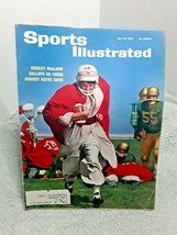Sports Illustrated July 20 1964 Shirley MacLaine Notre Dame Football - $6.79