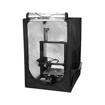 Creality 3D Small Enclosure Removable 3D Printer Aluminum Foil Insulatio... - $128.99