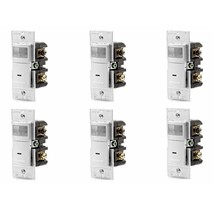 Leviton IPS06-1LW 600-Watt Incandescent, 150-Watt LED Occupancy Sensor (... - $116.99