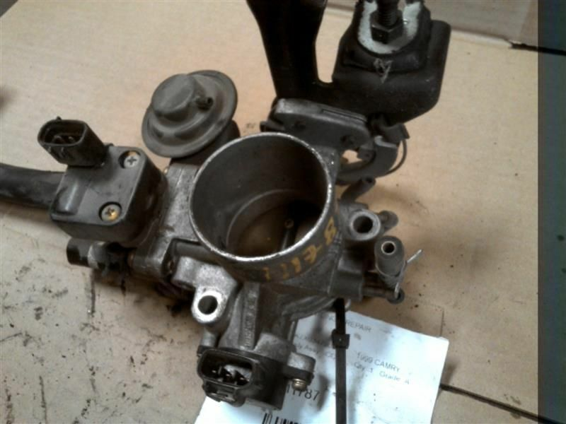Primary image for Throttle Body Throttle Valve Assembly 4 Cylinder Fits 97-99 CAMRY 274299