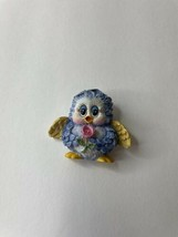 """Sunshine Promises Bluebird Pin """"You Are An Angel To Me"""" By Gretchen Clasby - $17.75"""