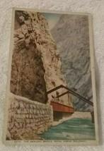 The Hanging Bridge Royal Gorge Colorado 1917 HHT Postcard Co. - $8.42
