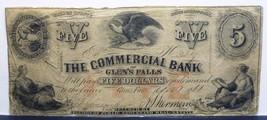 Glen's Falls, NEW YORK Commercial Bank of Glen Falls  $2 1864 - $276.21
