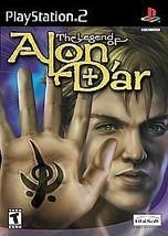 Legend of Alon D'ar (Sony PlayStation 2, 2001)M - $10.83