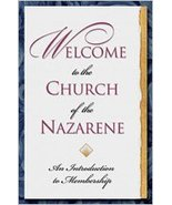 Welcome to the Church of the Nazarene [Paperback] Parrott, Richard Leslie - $6.26