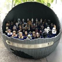 Star Wars Episode 3 Bottle Cap All 60 Complete Set death star figure Dar... - $191.07