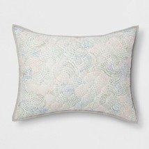 Threshold Watercolor Dots Quilted Standard Sham - Nwot - $11.40