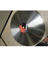 "20"" Norton Clipper Classic Diamond Blade Refractory Furnace Kiln Inciner... - $394.01"