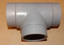 "1 1/2"" Gray PVC Schedule 80 Slip Female Tee GSR F439 CPVC NSF-PW 1ea 134R - $7.49"
