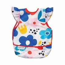 Tiny Twinkle Mess-Proof Apron Bib - Baby and Toddler Bib - Sleeveless Smock, Wat