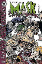 Mask, The #4 VF/NM; Dark Horse   save on shipping - details inside - $1.00