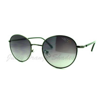 Round Thin Small Sunglasses Women's Vintage Retro Fashion - $7.95