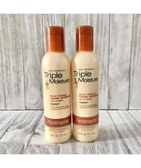 Neutrogena Triple Moisture Silk Touch Leave-in Cream 6 oz NEW Sealed - $42.56