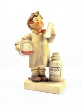 Hummel Figurine #322, Little Pharmacist (In German), EXCELLENT CONDITION - $51.23