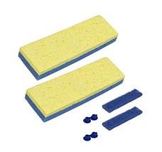 "Quickie Sponge Mop Refill 3 "" X 9 "" type S 2 Packs - $12.94"