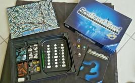 2004 Scotland Yard Hunting Mister X Detective Board Game English Euc! - $19.80
