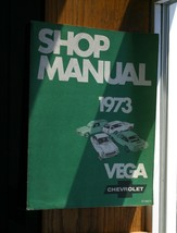 1973 Chevrolet Vega Factory Shop Manual.  - $16.83