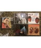 FRANK SINATRA 5 CD Lot VTG Music Swing Basie Columbia Francis Edward Beg... - $14.84