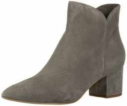 Cole Haan Women's Elyse Bootie (60mm) Ankle Boot Size 8 Stormcloud Suede - $73.50