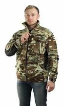 Military Surplus Multicam Fleece Jacket Army Surplus Soviet Uniform Airsoft Mili - $95.00