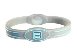 Pure Energy Band - Original Flex (Medium, Grey/Blue) - $29.35