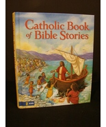 Catholic Book of Bible Stories by Laurie Lazzaro Knowlton - $5.49