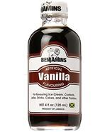 Benjamins Vanilla, 4oz - $7.91