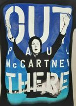 Mens Paul McCartney Out There Tour 2014 Concert T-Shirt Size Small 100% Cotton image 3