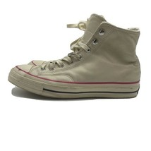 Converse Unisex Chuck Hi Street Warmer Leather 162434C Size Men's 8 Women's 10 - $31.68