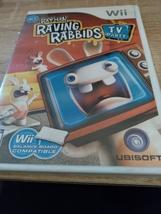 Nintendo Wii Rayman Raving Rabbids: TV Party image 1