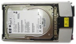 HP 36GB SCSI 306641-002 15K U320 Hard Drive + Tray MAS3367NC