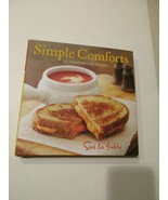 Sur la table Simple Comforts cookbook 2010 hardcover LN - $7.69