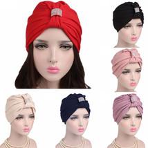 Women Cancer Chemo Hat Beanie Scarf Turban Head Wrap Cap Juego de tronos... - $11.17 CAD