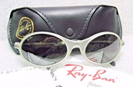 c6343b1ddc Ray-Ban  NOS USA Vintage B amp L Orbs  quot Combo quot  Crystal