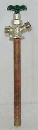 Prier Diamond Series C-144S Ten Inches Anti Siphon Wall Hydrant