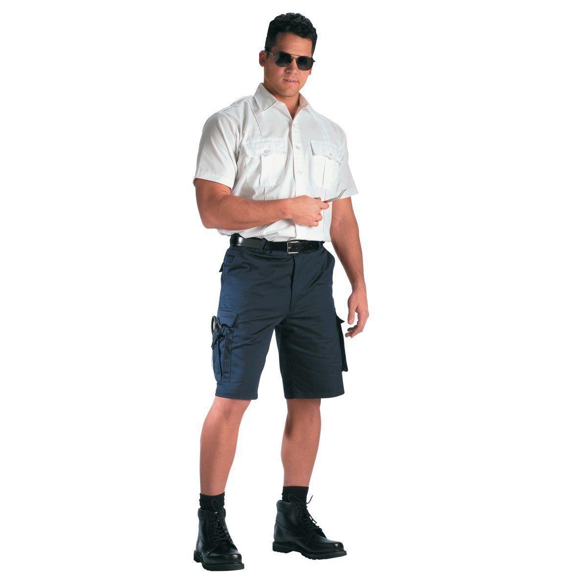 8741a9699b7 EMS EMT Navy Blue Tactical Shorts Rothco Uniforms Adult Unisex XL 78221 New  - $30.35