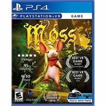 Moss - PlayStation 4 - $53.95