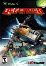 Defender, for Xbox, by Midway, complete with original Disc, Case, and Ma... - $14.99